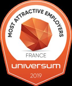 Logo Universum 2019