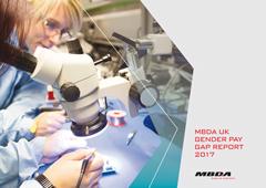 MBDA UK Gender Pay Report 2017