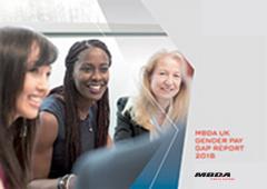MBDA UK Gender Pay Report 2018MBDA UK Gender Pay Report 2018