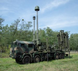 MBDA, PGZ showcase CAMM air defence solution on Jelcz
