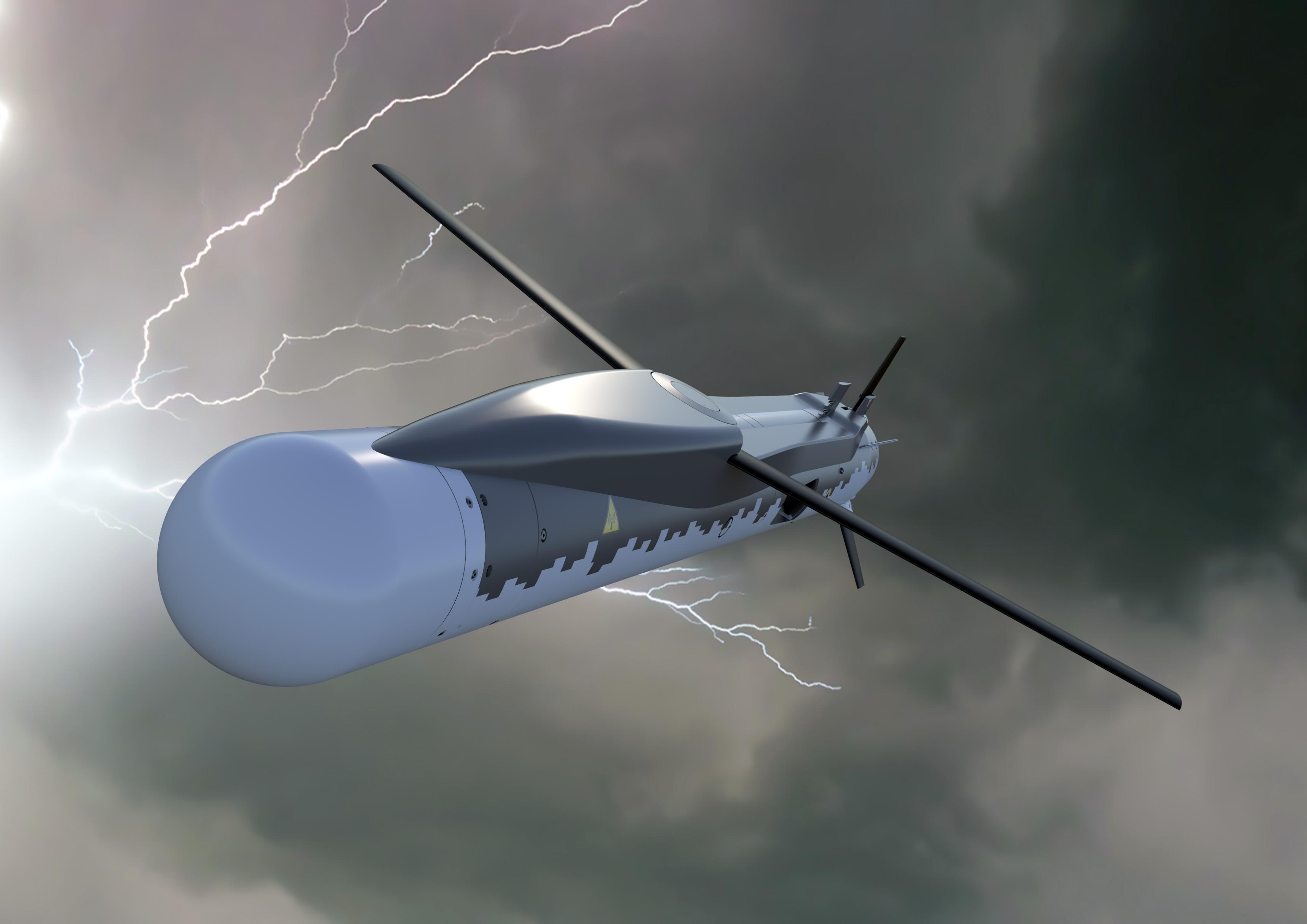 MBDA working on new SPEAR-EW electronic warfare weapon - MBDA
