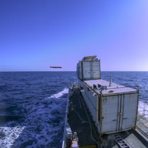 Sea Venom/ANL firing