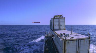 SEA VENOM-ANL - firing