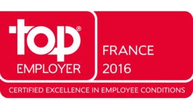MBDA certifié Top Employer France 2016